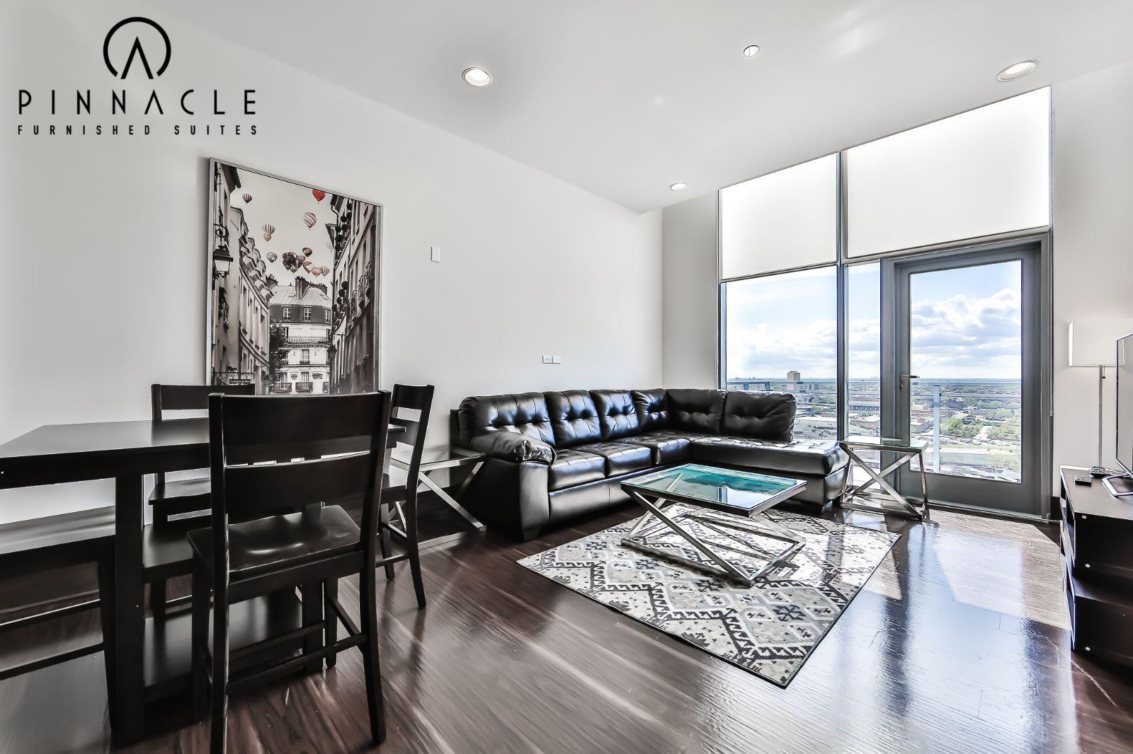New City 1 Bedroom 11 - Pinnacle Furnished Suites