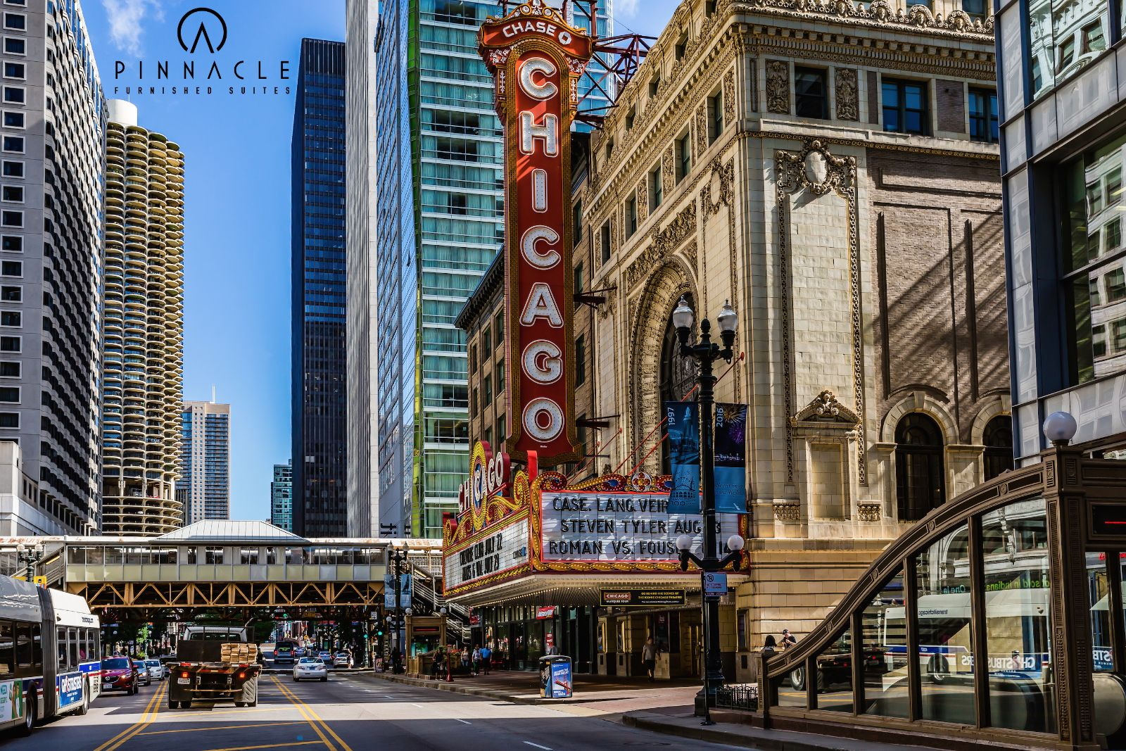 Furnished Apartments Chicago Loop