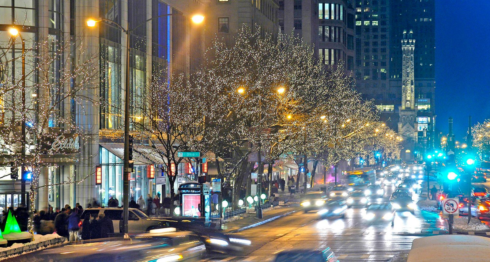 Kick off the holidays in Chicago