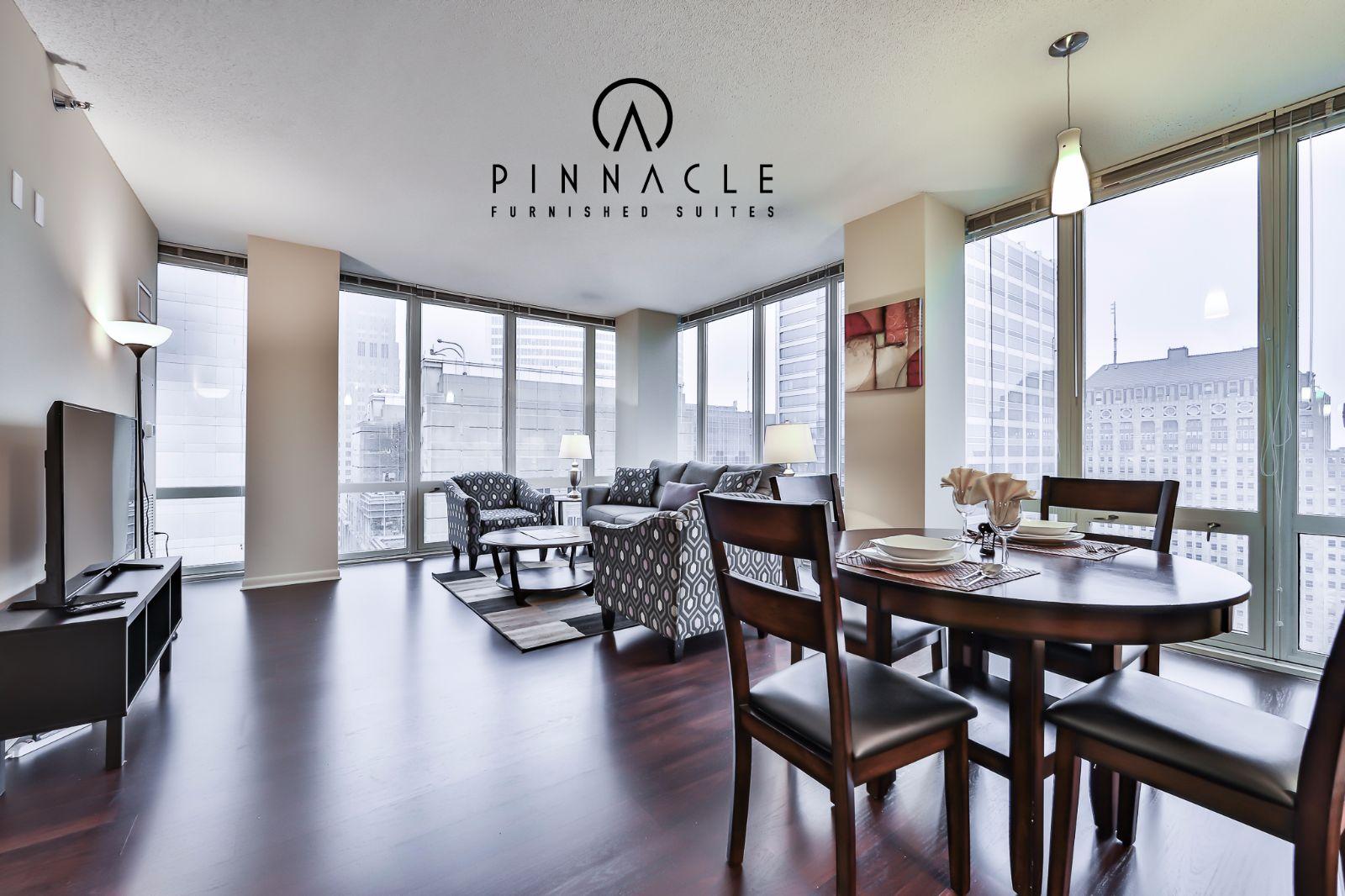 215 West 3 Bedroom 06 - Pinnacle Furnished Suites